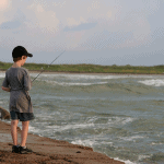 fishing pole kids