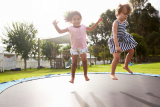 Fantastic Fun with Trampolines for Kids – The Most Fun for the Backyard, Ever!